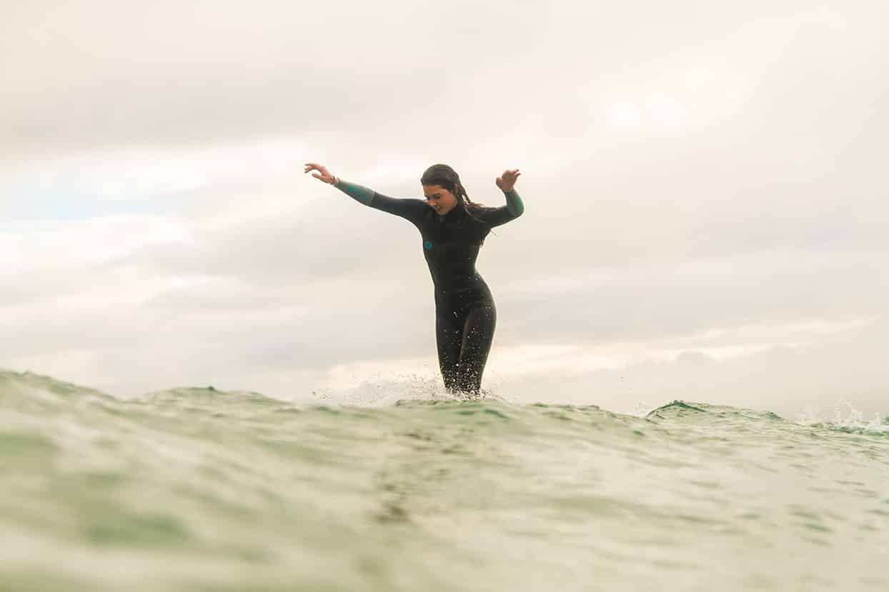 What I did for Waves, Surferin Melissa Rodwald