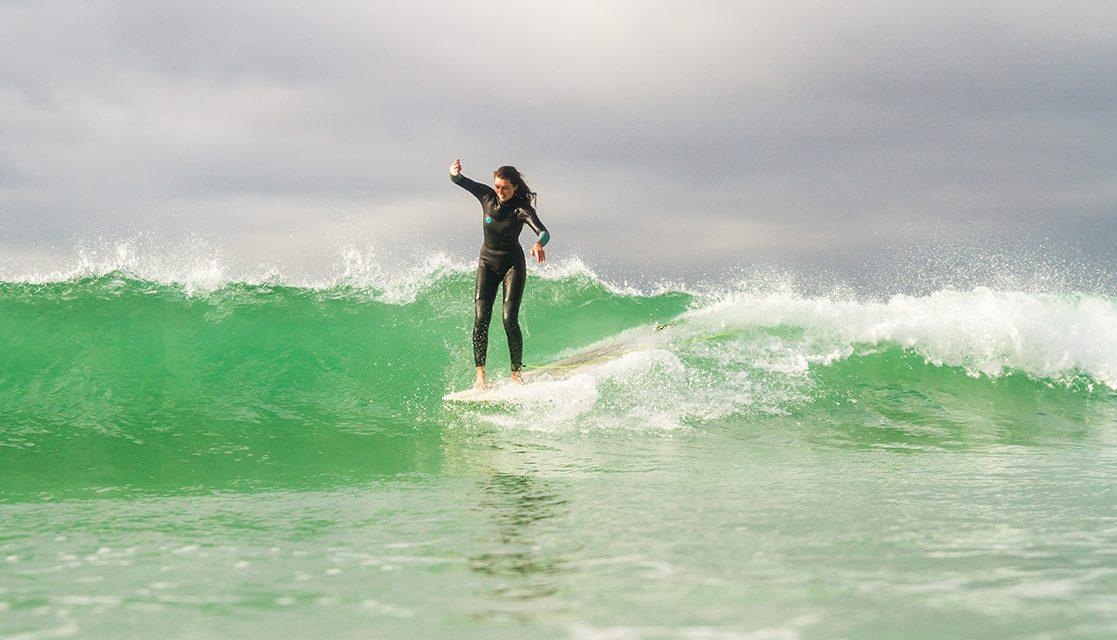 Surferinnen erzählen: What i did for waves – Melissa