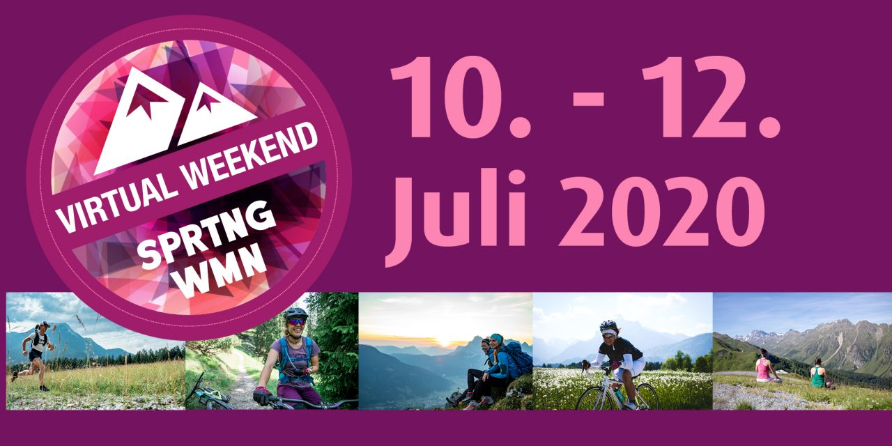 Sporting Women Virtual Weekend