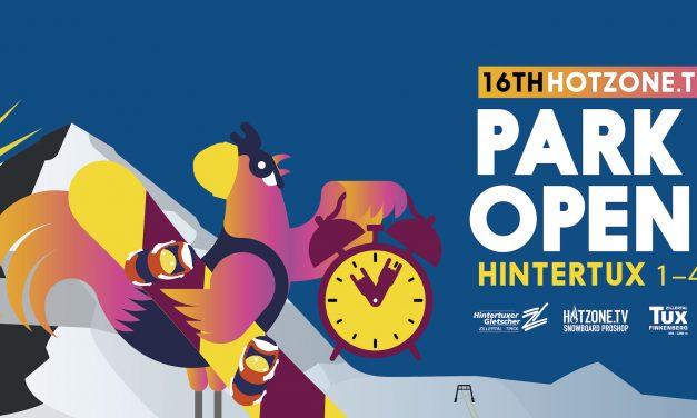 16. Hotzone.tv Park Opening Hintertux