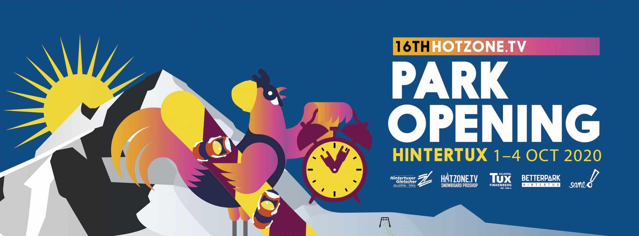 Hintertux Opening 2020