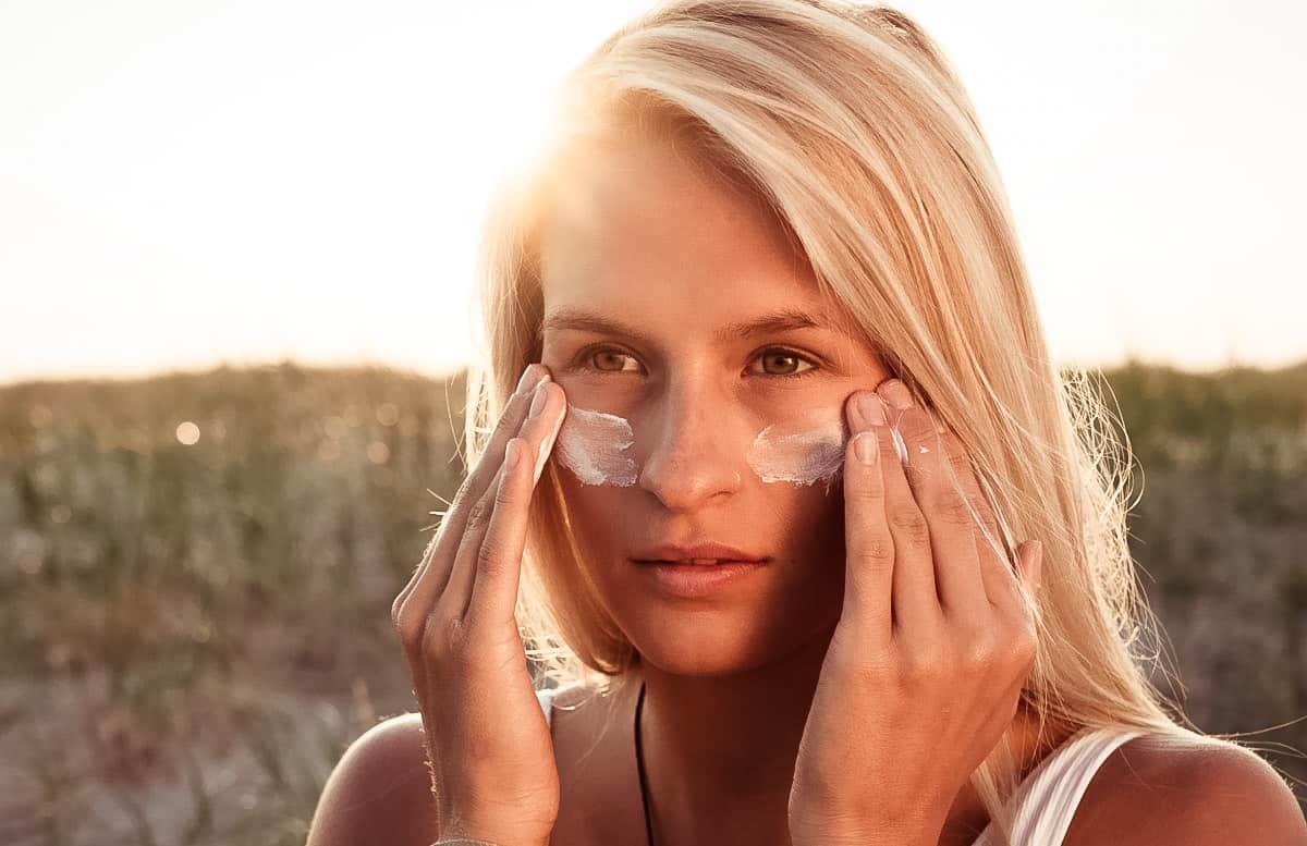 Sonnencreme zum Schutz der Meere