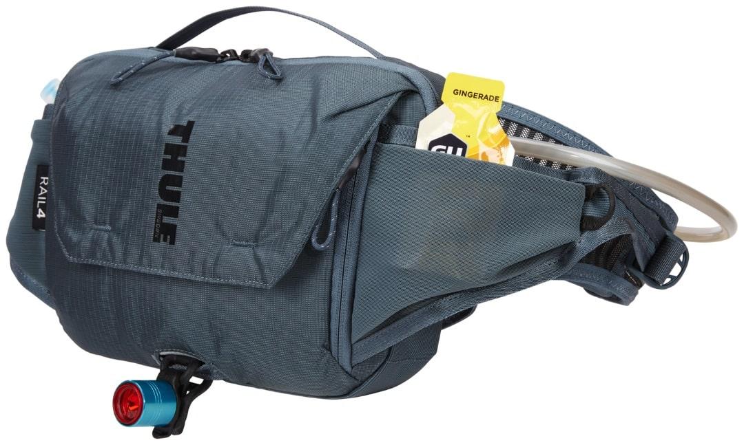 Thule Rail Hip Pack 4 L mit Trinksystem