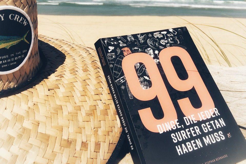 Buchtipp: 99 Dinge, die jeder Surfer getan haben muss