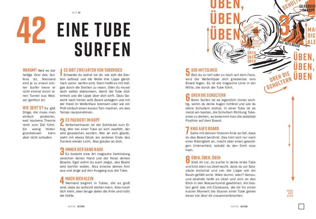 99 Dinge, die jeder Surfer getan haben muss