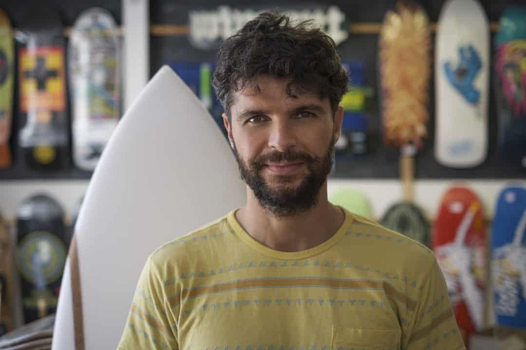 Alessandro Danese, CEO von AlterEgo