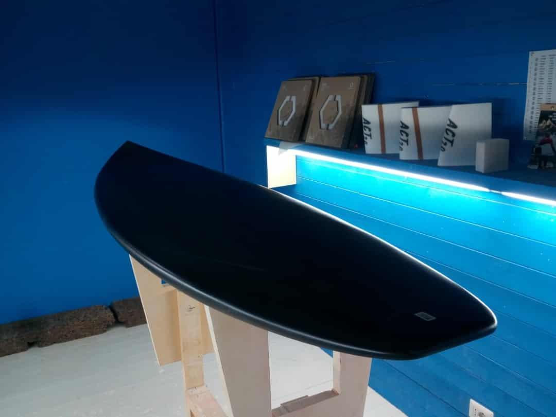 Surfbrett von AlterEgo