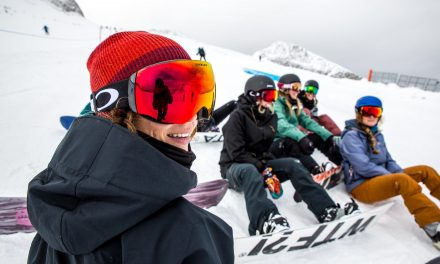 Countdown zum Park Opening 2020 in Hintertux