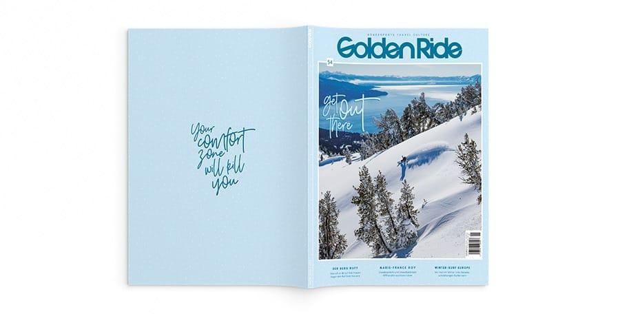 Golden Ride Snow Issue 2020