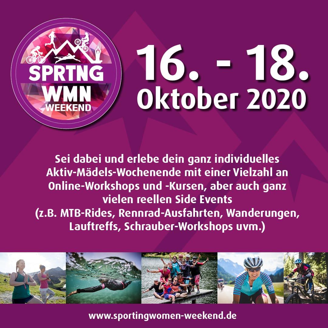 Sporting Women Weekend 2.0