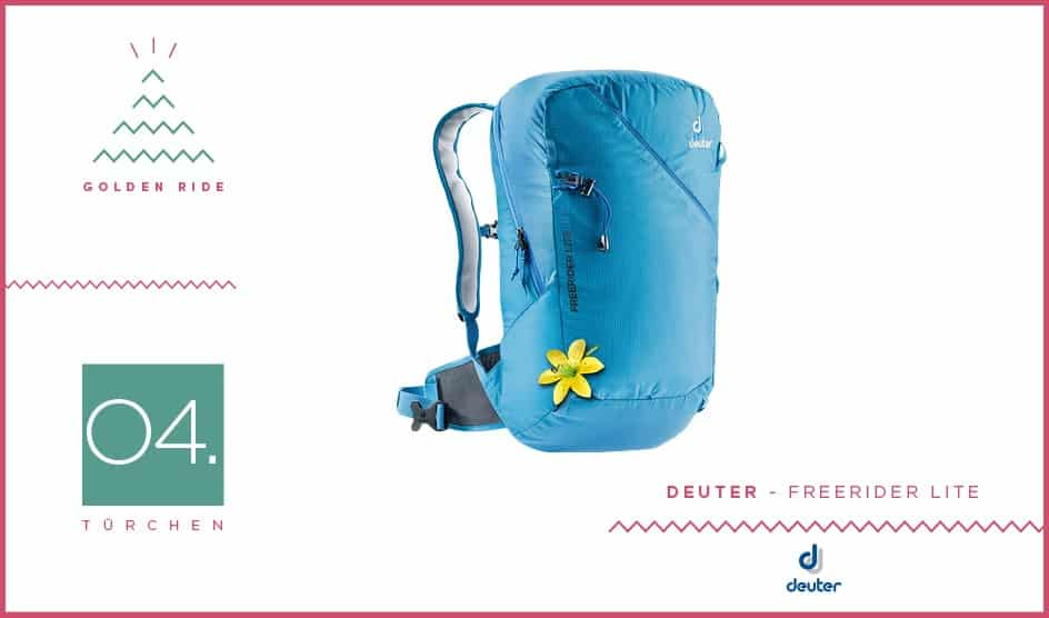 Adventskalender – 04. Türchen: Deuter Freerider Lite 18 SL