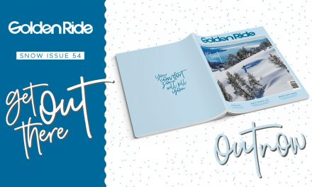 Golden Ride Snow Issue 20 – Out now