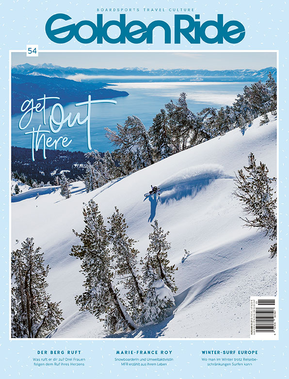 Golden Ride Snow Issue 20