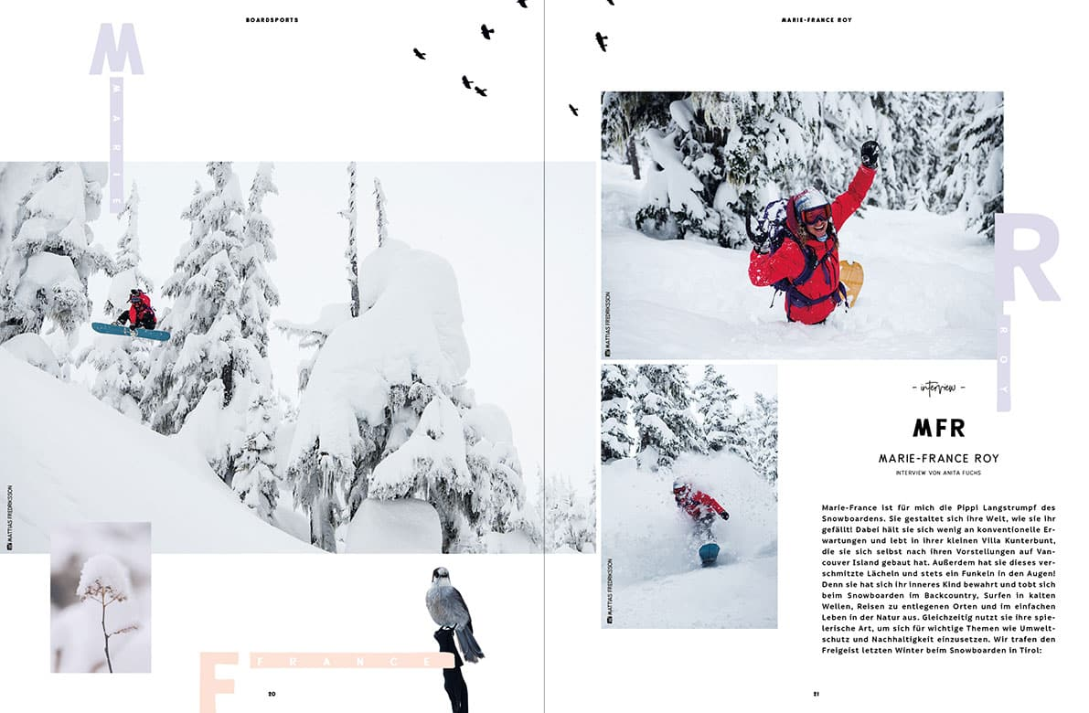 Golden Ride Snow Issue 20