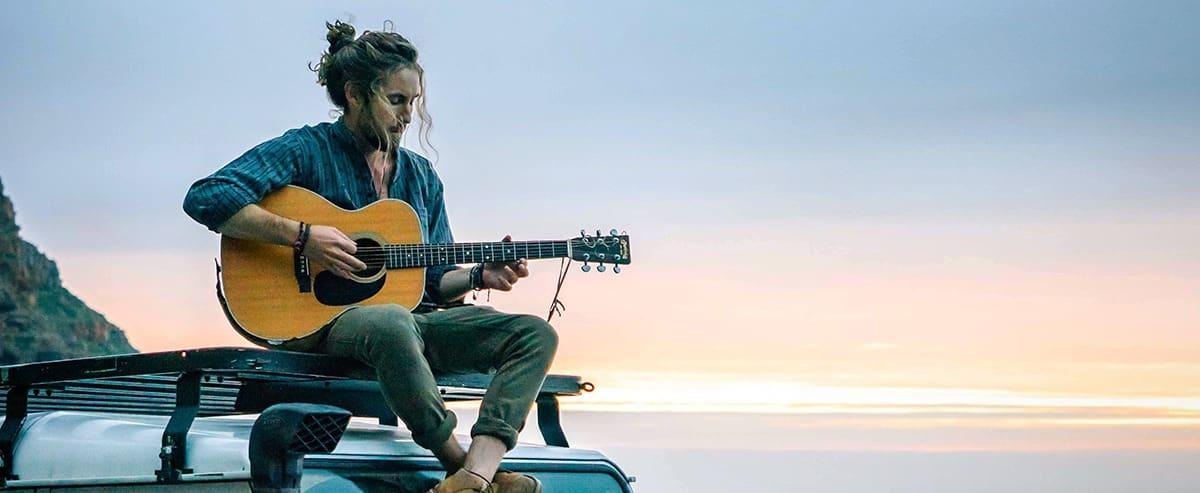 "Jeremy Loops neue Single ""Til I found you"""