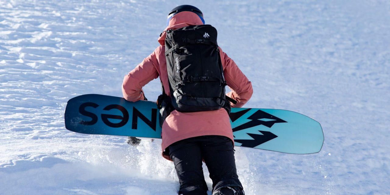 Jones Snowboards – Womens Flagship 2021