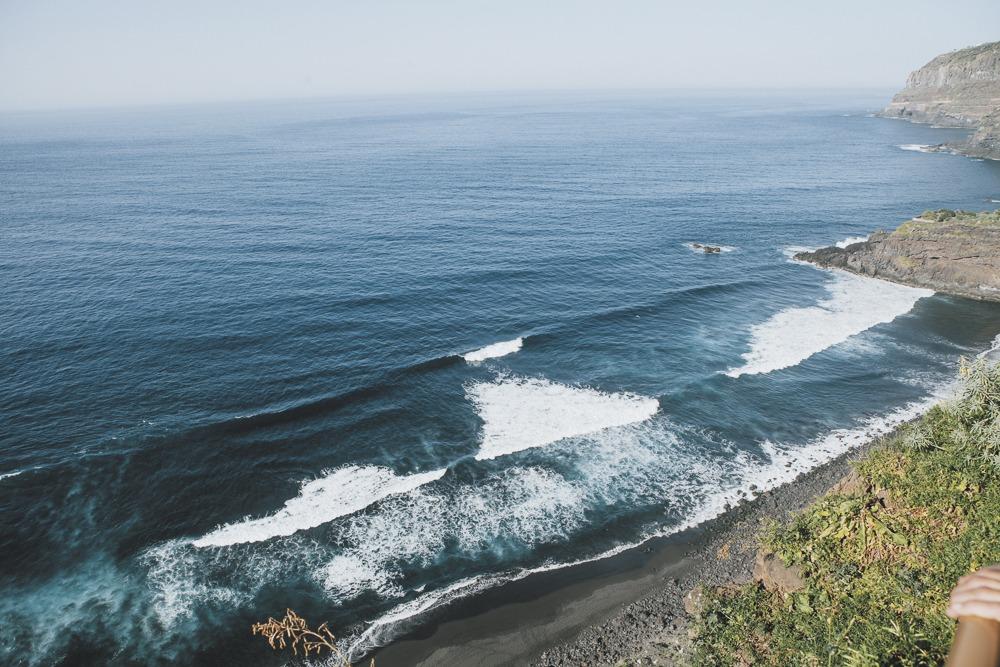 Surfen auf Teneriffa