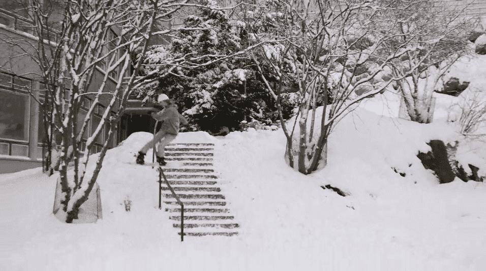 Trailer: The Uninvited 2 – Snowboard Film von jess kimura
