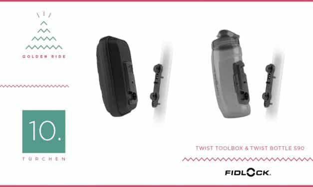 Adventskalender – 10. Türchen: Twist Toolbox & Twist Bottle von Fidlock