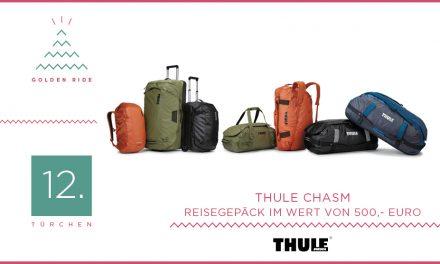 Adventskalender – 12. Türchen: Thule Chasm Reisegepäck