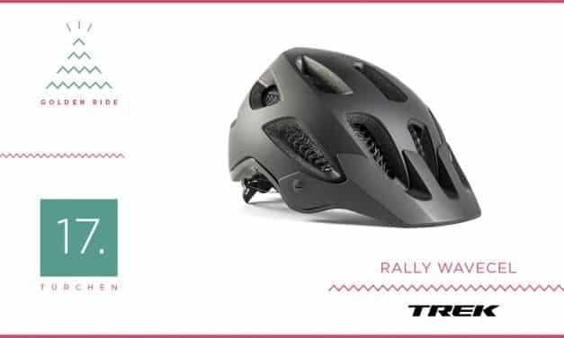 Adventskalender – 17. Türchen: MTB-Helm von Trek Bikes