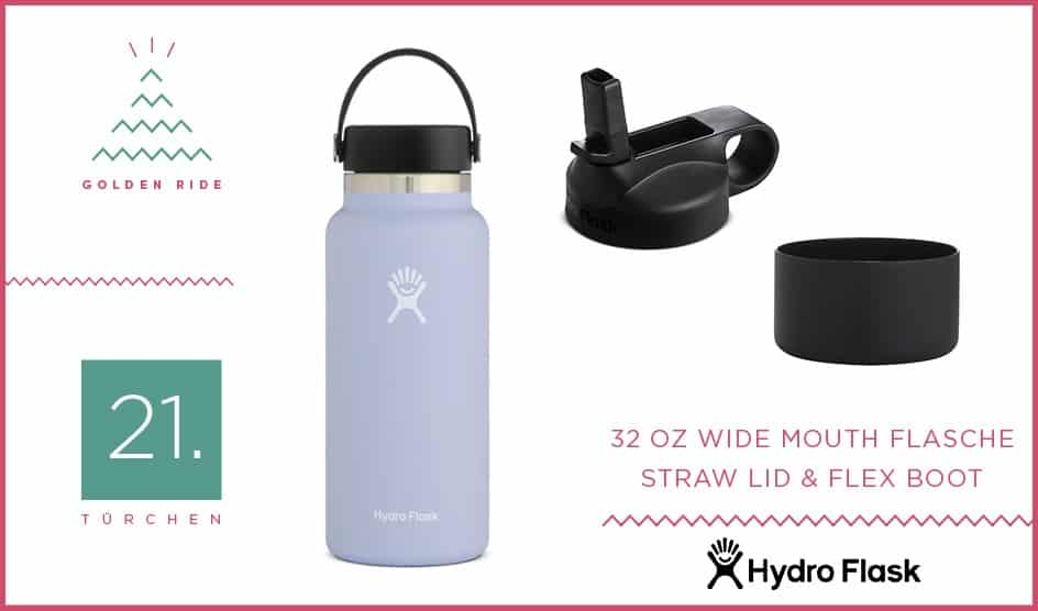 Hydro Flask 32 oz Wide Mouth Flasche
