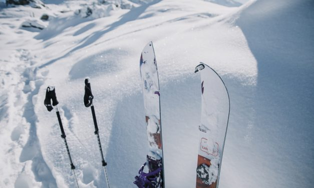 Never summer Lady West Splitboard