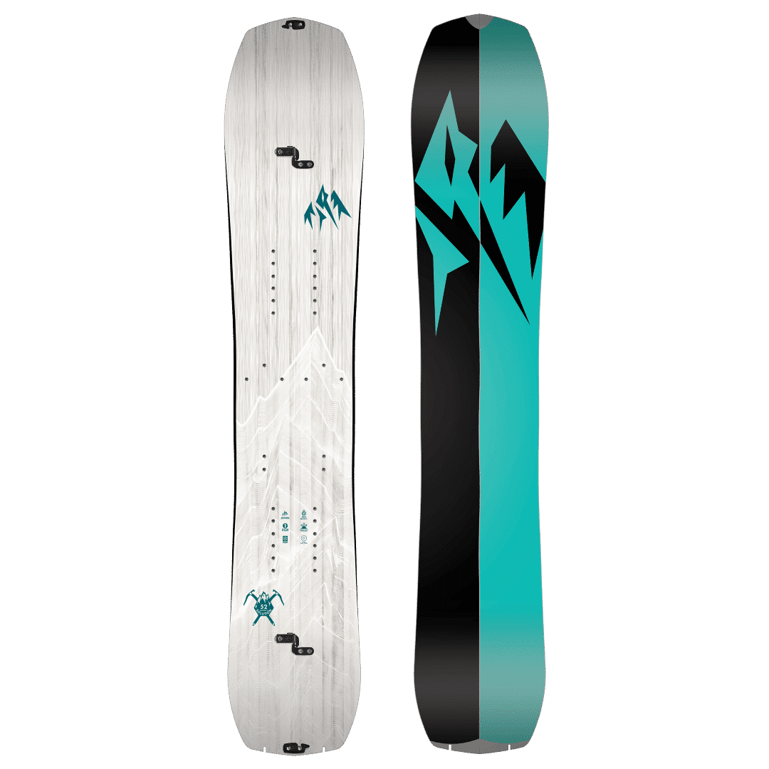 Jones Solution Splitboard Womens