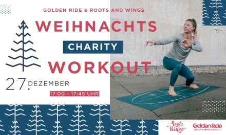 Golden Ride & Roots and Wings Charity Workout