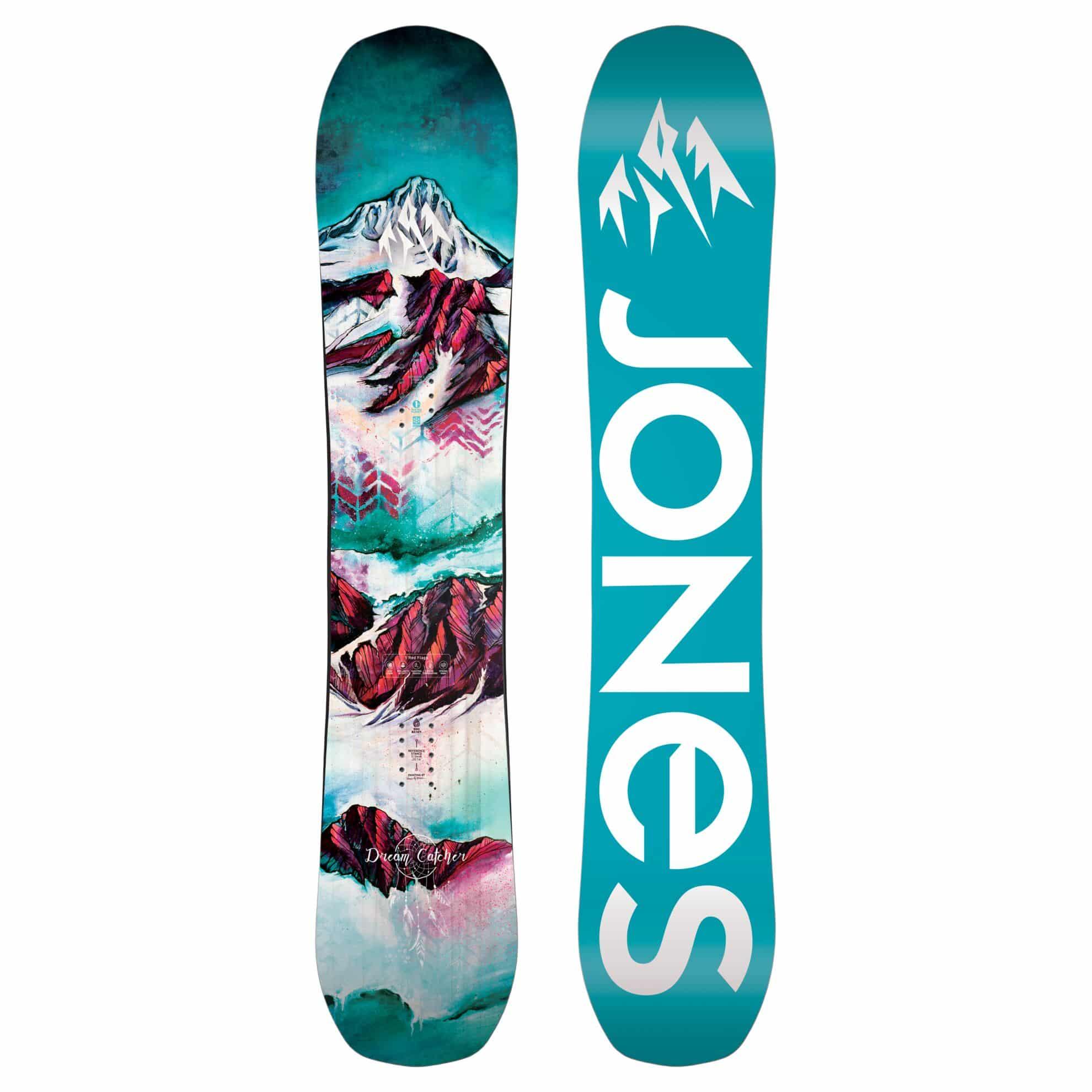 Dream Catcher Jones Snowboards
