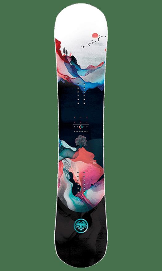 Neversummer Women's Proto Synthesis Snowboard