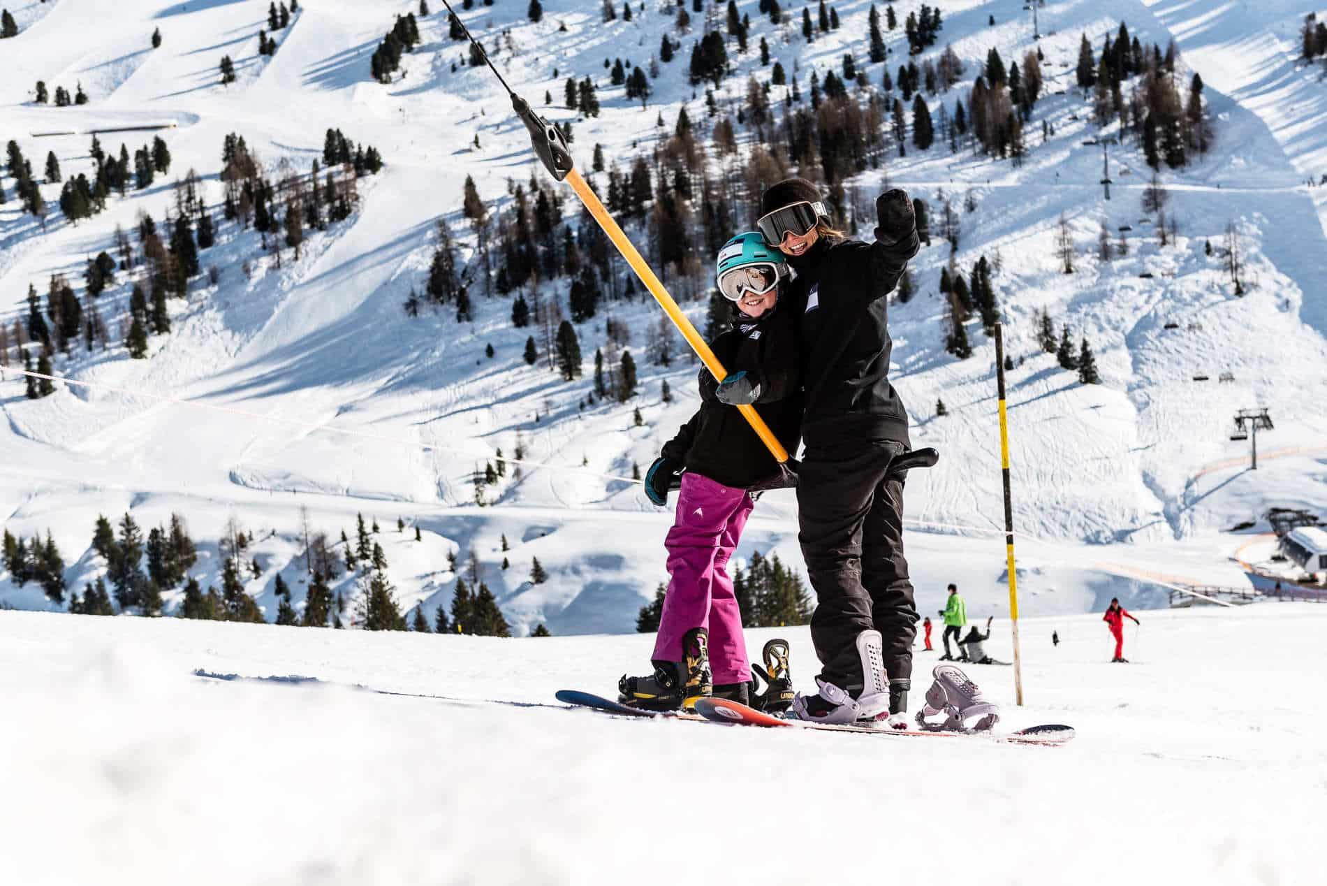 Roxy Girls Shred Session Mayrhofen