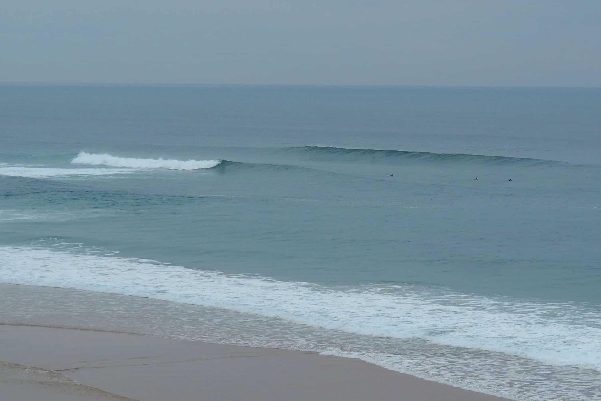 Winter Surf Portugal Golden Ride