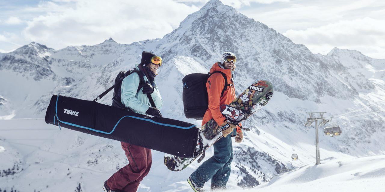 Thule Round Trip – Alles für deinen Trip mit dem Snowboard