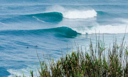 Winter Surf in Portugal