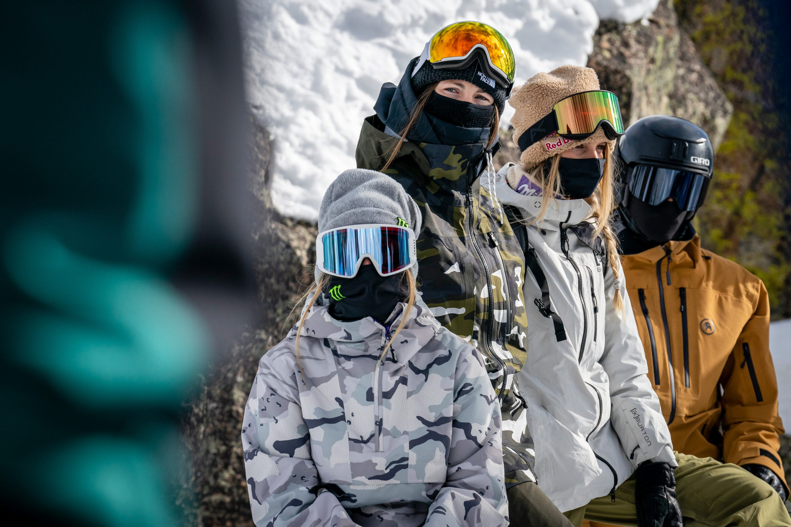 Natural Selection Snowboarderinnen