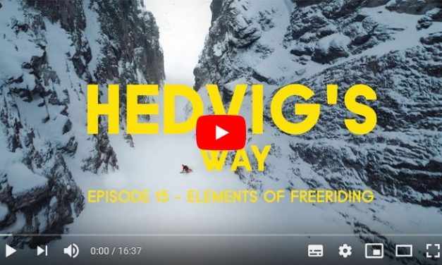 Elements of Freeriding mit Marion Haerty