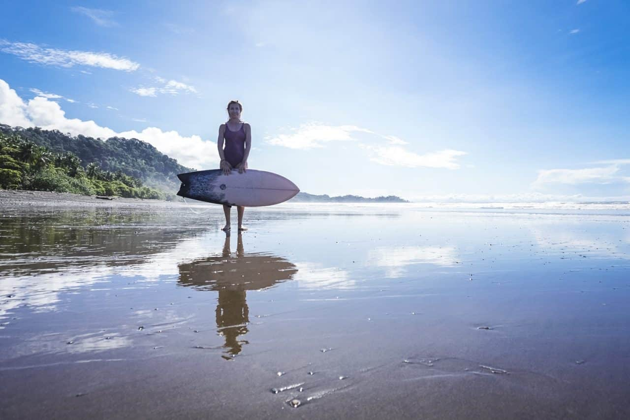 Surftrip während COVID-19 Costa Rica