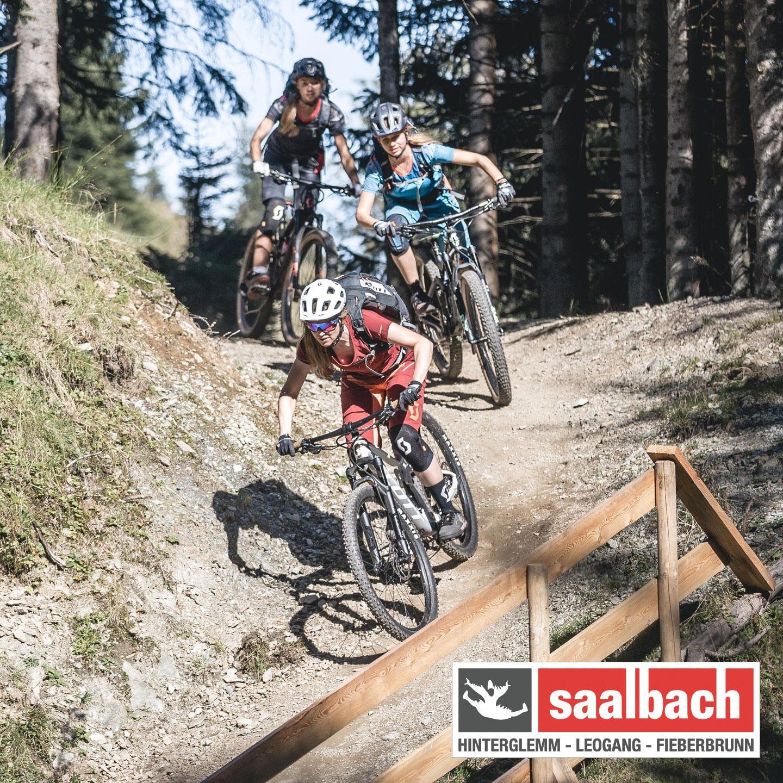 Golden Ride Bike Wochenende in Saalbach