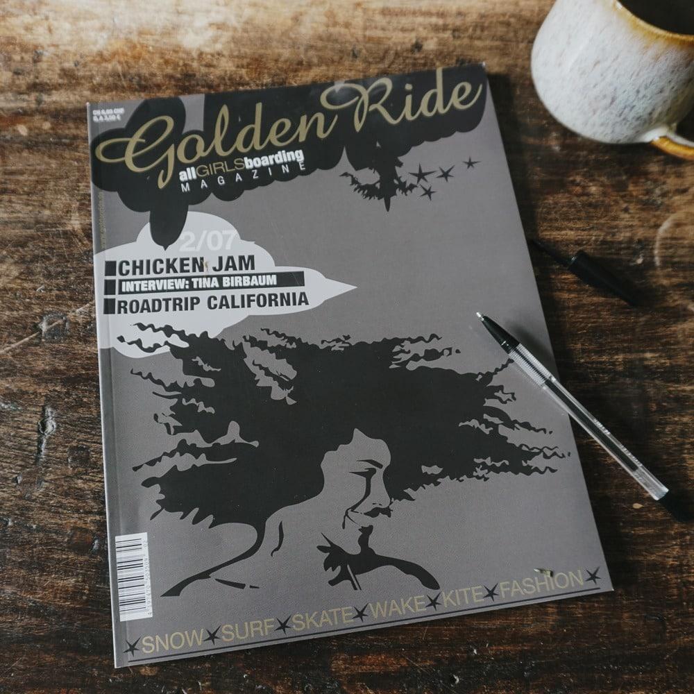 Golden Ride Erstausgabe