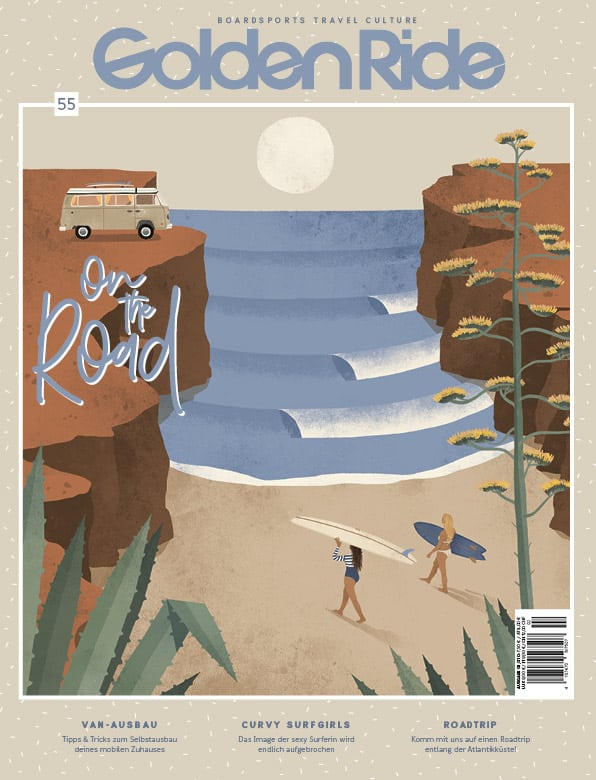 Golden Ride Surf Magazin