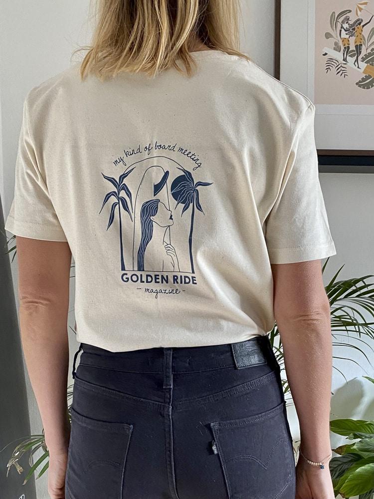 Golden Ride Board Meeting T-Shirt