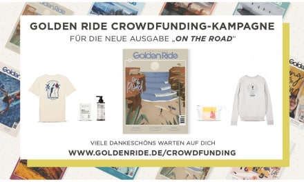 Golden Ride Crowdfunding