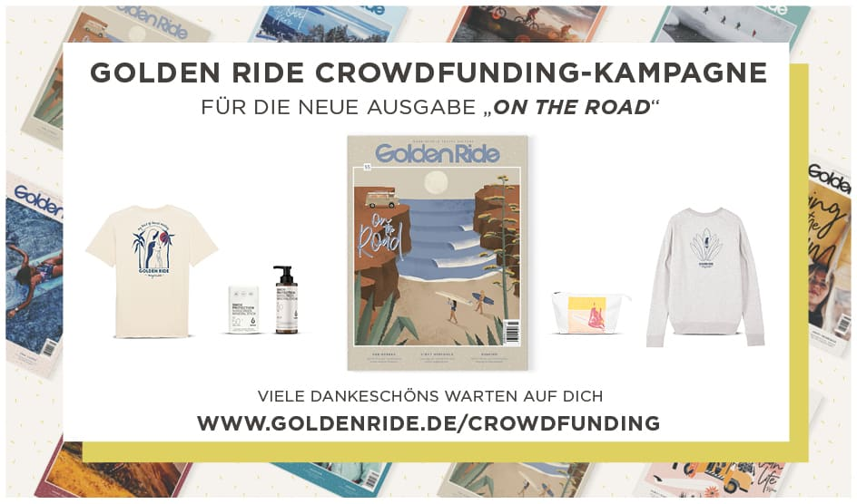 Golden Ride Crowdfunding