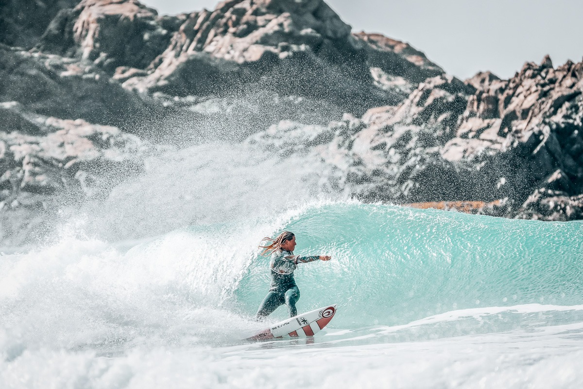 Surfen Fuerteventura Janina Zeitler