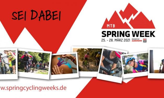 Gewinnspiel  MTB Spring Week 2021