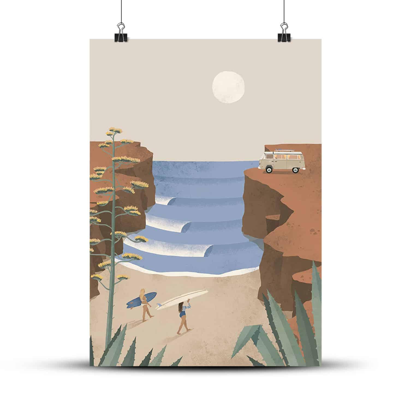 Golden Ride Cover Illustration