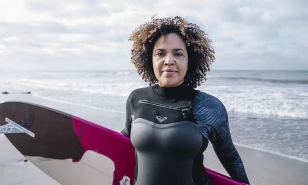 Roxy x Textured Waves Frauen Surfvideo
