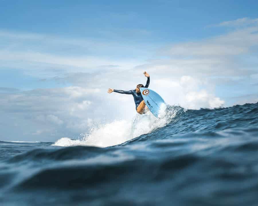 Surfen Covid-19 Hawaii
