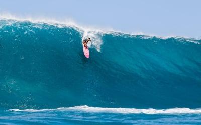 Big Wave Surferinnen im Spotlight: Red Bull Magnitude Contest 2020/21
